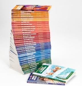Sugar Creek Gang Books - A JM Cremps Good Books for Boys award winner!