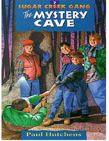 Sugar Creek Gang Books - The Mystery Cave