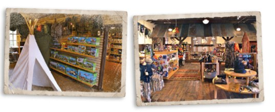 The Adventure Store for Boys has opened its first retail store.
