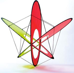 EO Atom Kite is an alternative to learning how to make a kite yourself.