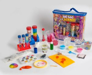 Big Bag of Science - Science Experiments for Kids