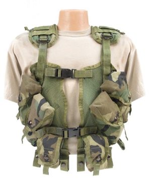 Army Kids Tactical Vest