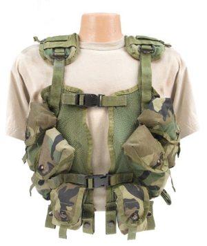 Army Kids Tactical Vest