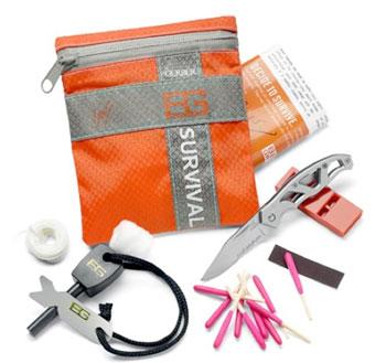 The Bear Grylls Basic Survival Kit