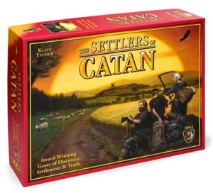 Settlers of Catan Board Game for Family Game Night