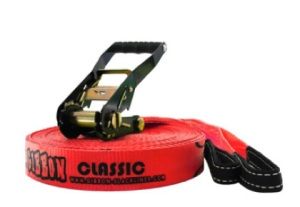 Gibbon Classic Slackline for Kids is the 2009 Backpacker Magazine Editor's Choice Award Winner.