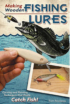 Making Wooden Fishing Lures - Kids Fishing Book