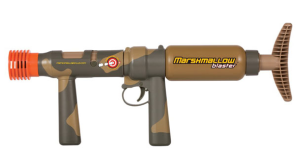 Camo Marshmallow Blaster Marshmallow Gun