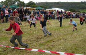 Classic Egg and Spoon Race
