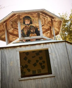 Obstacle Course for Kids Keeps Army Kids Happy