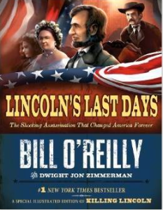 Lincoln's Last Days Good Books for Boys