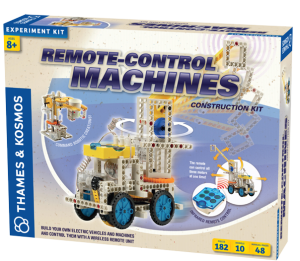 Remote Control Machines Kit for Kids