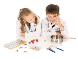 This edible science experiment kit for kids is fun, educational and yummy too.
