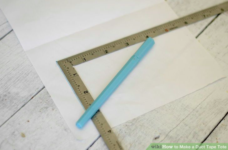 How to Make a Duct Tape Tote