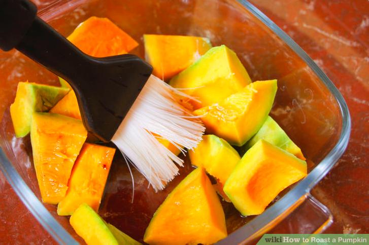 Cinnamon Roasted Pumpkin